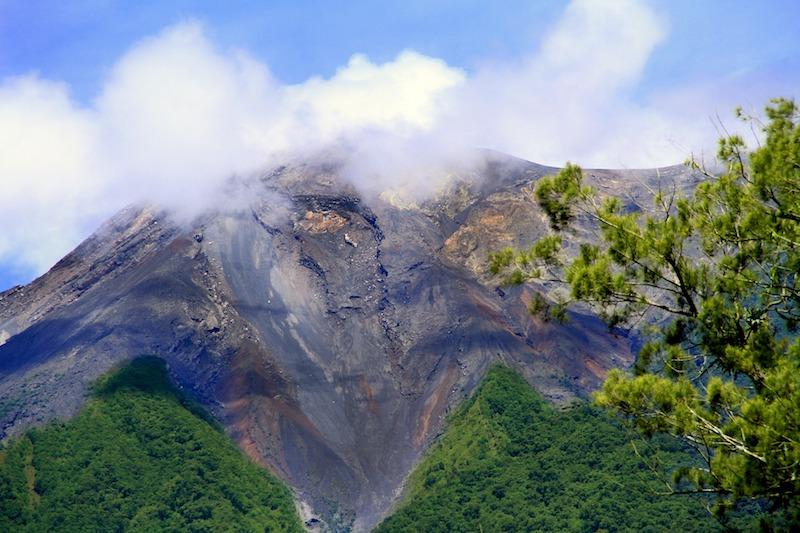 Guatemala sus volcanes