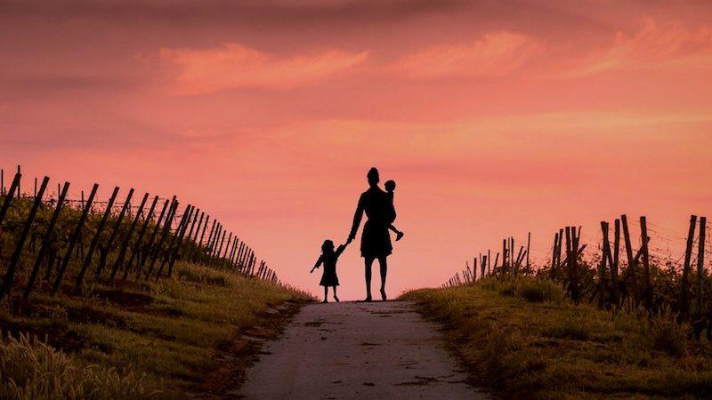 Ser madre antes que hija