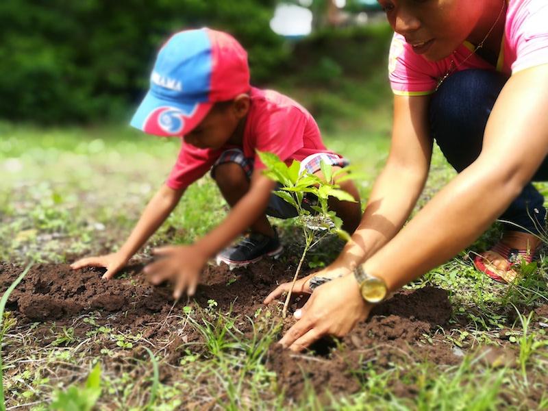 Jornada de voluntariado corporativo en Panamá