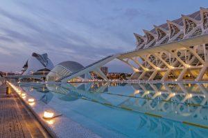 La Ciutat de les Arts I Les Ciències españa