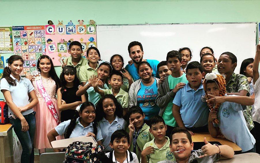 voluntariado en latinoamerica panama