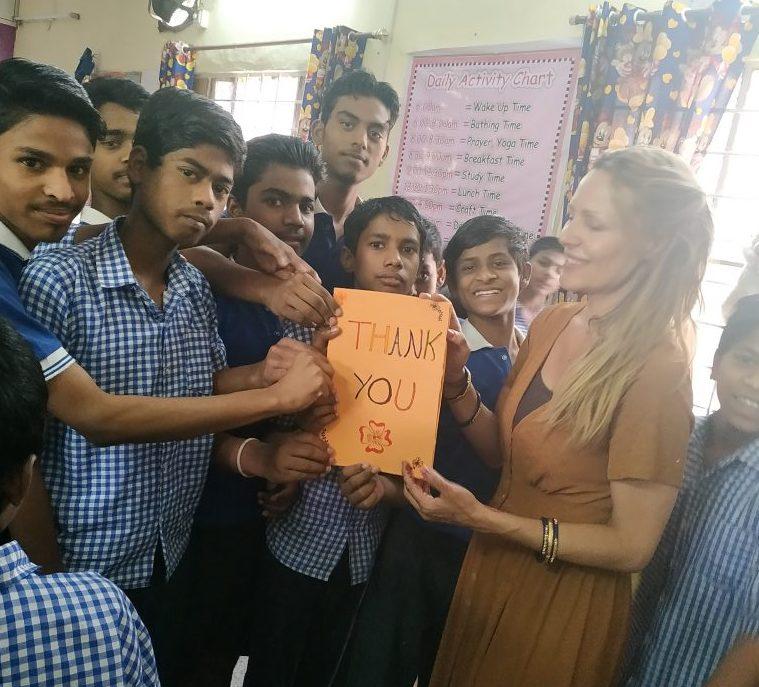Experiencia mágica en la india