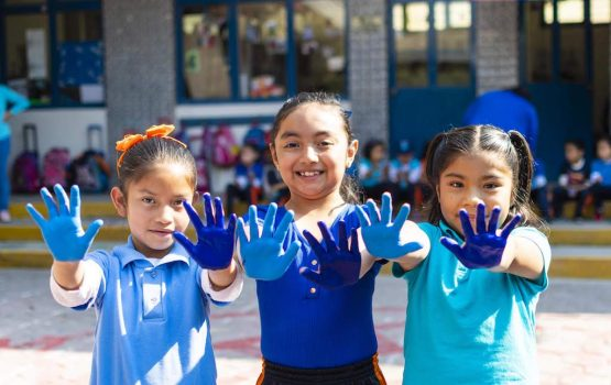 Voluntariado de Enseñanza básica en Mexico