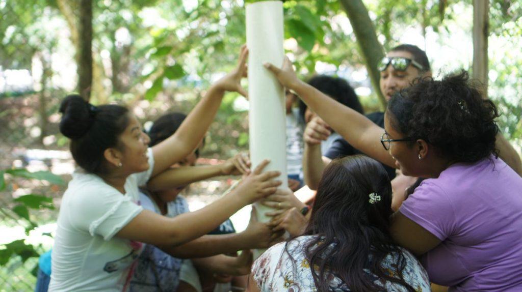 actividades con jóvenes