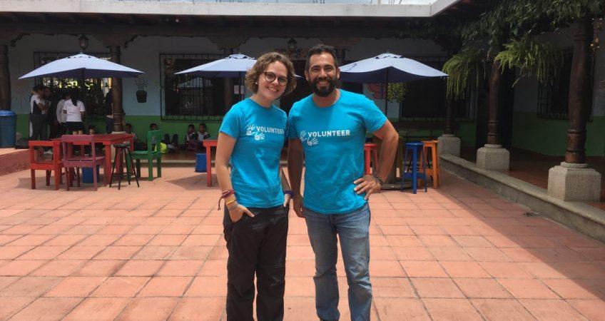 testimonio voluntariado Guatemala