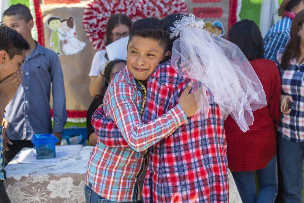 voluntariado con niños en mexico