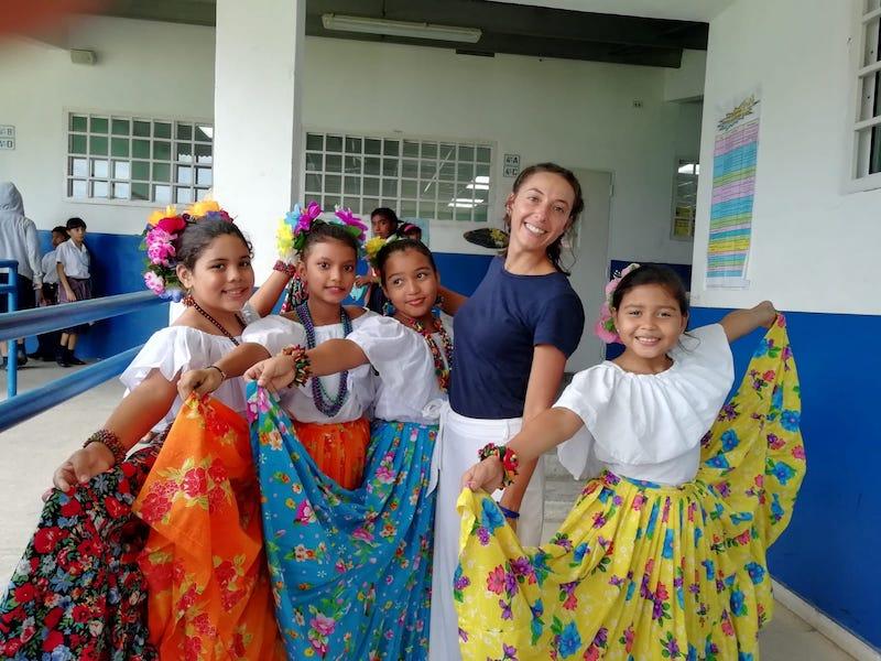 voluntariado en latinoamérica