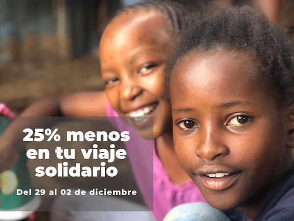 Black Friday 2019 en tu voluntariado