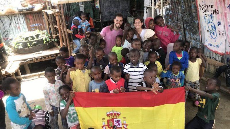 Experiencia de voluntariado Kenia