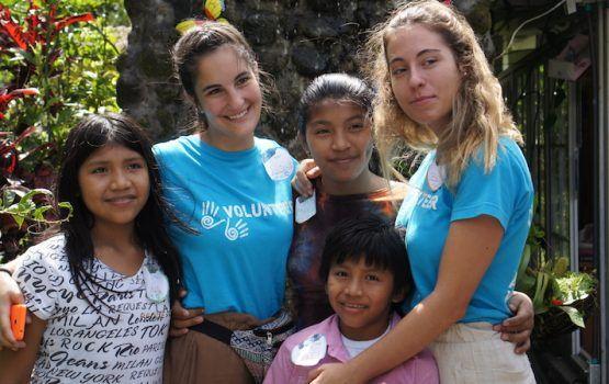 adventure volunteer voluntariado internacional