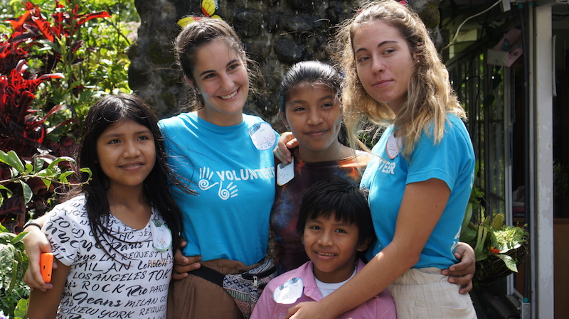 adventure volunteer voluntariado internacional