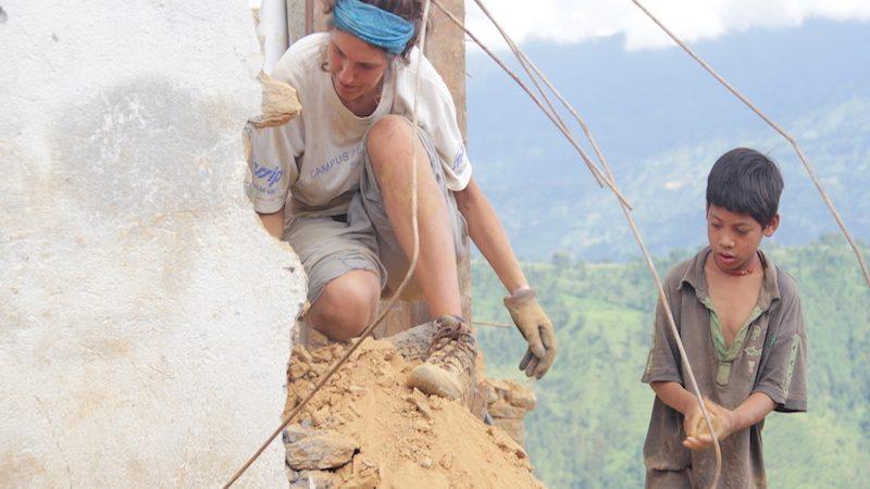 voluntariado en nepal