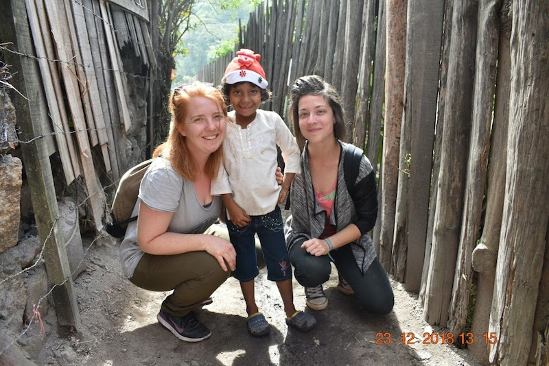 Honduras voluntariado