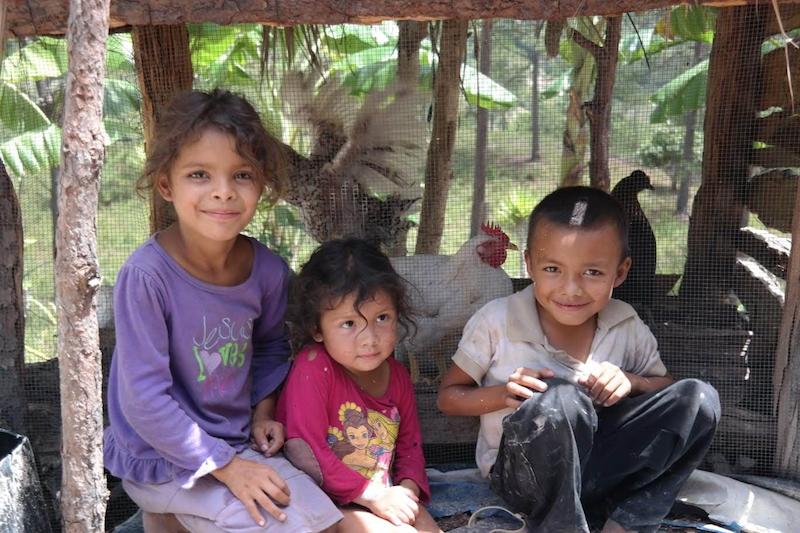 Voluntariado en Honduras