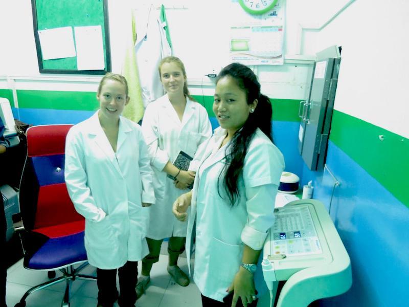 Voluntariado para médicos en el extranjero
