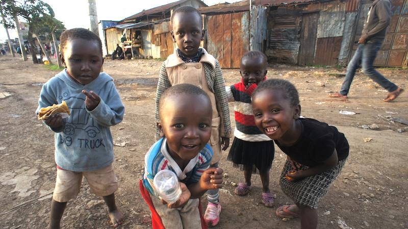 experiencia de voluntariado en kenia