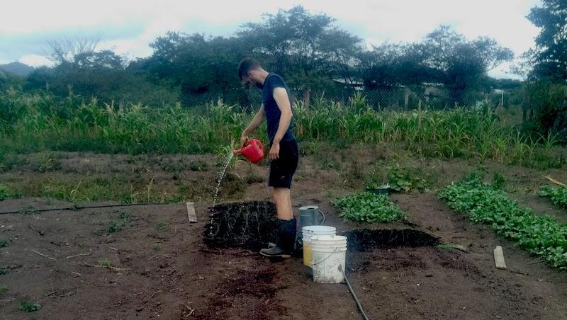 granja voluntarios honduras