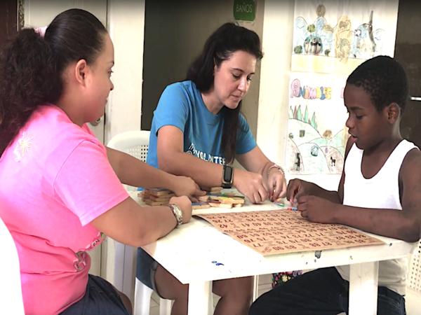 Voluntariado en Republica Dominicana