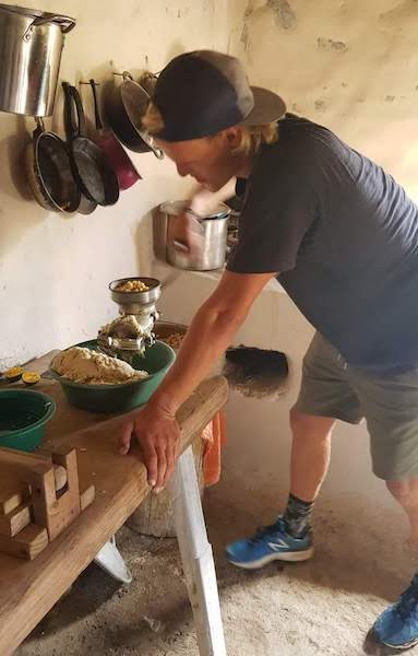 voluntariado granja honduras