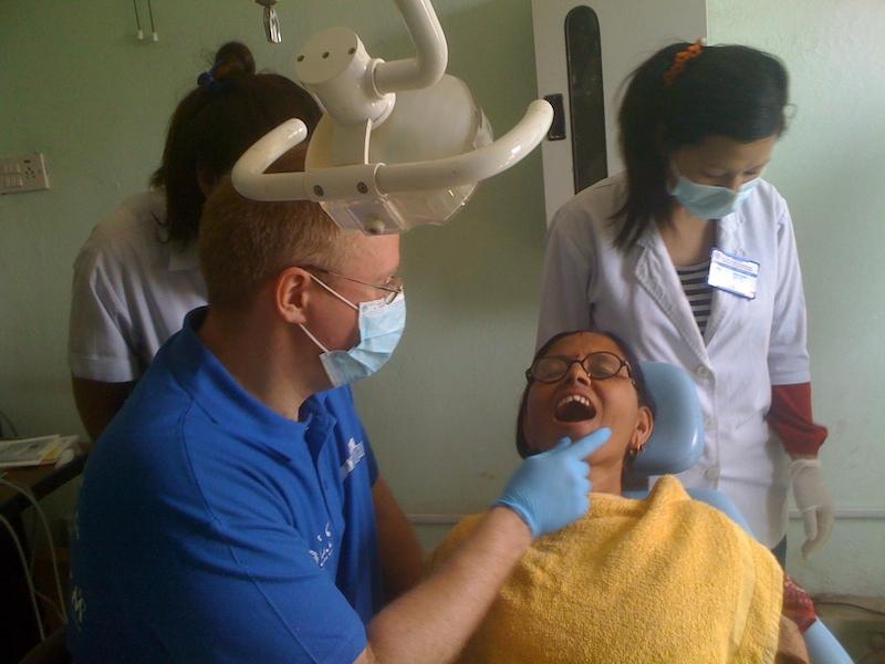 voluntariado médico sin fronteras