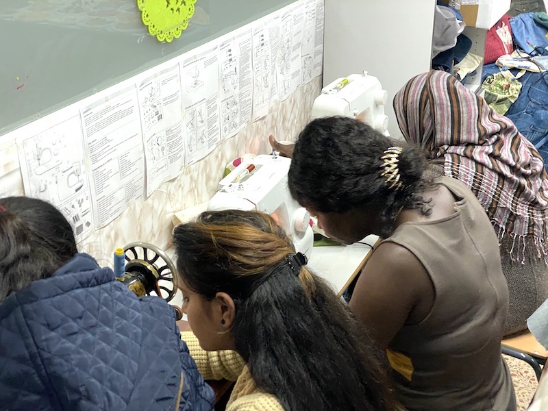 voluntariado valencia con mujeres