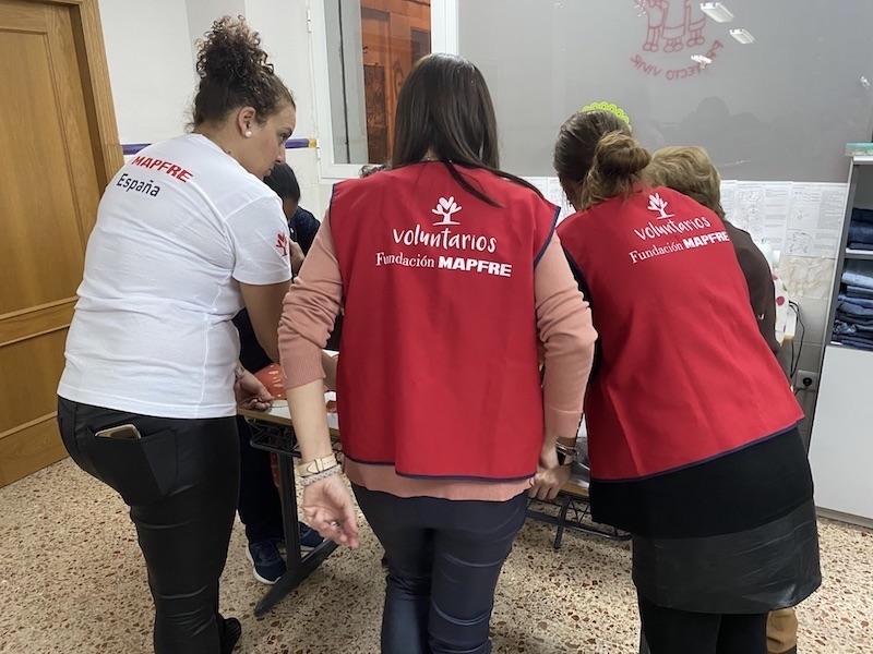 voluntarios MAPFRE valencia