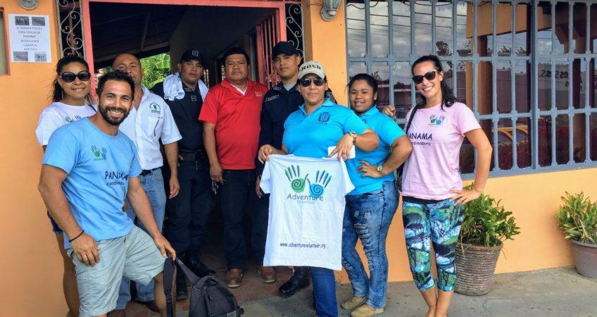 Inicios del equipo de adventure volunteer
