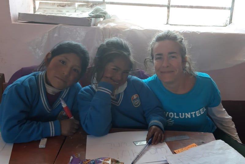 Tienes que ir a Perú y realizar un voluntariado