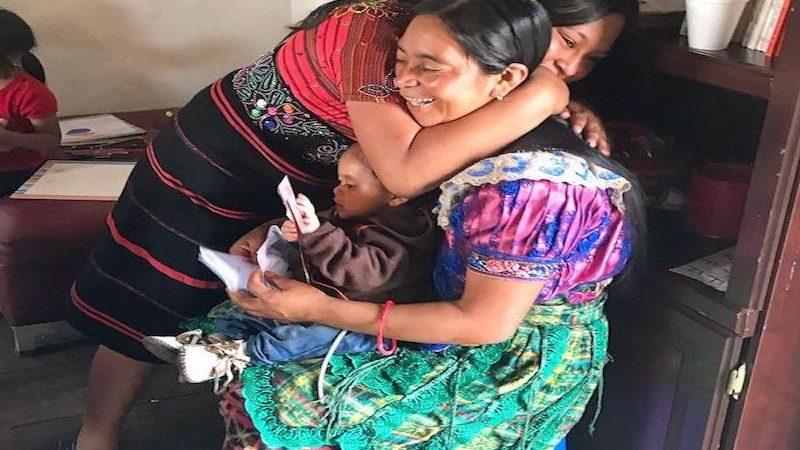 trabajo con mujeres en guatemala