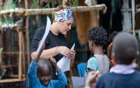 Volunteer trip in Kenya