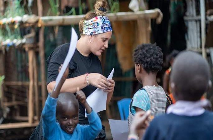 Volunteer trip in Kenya