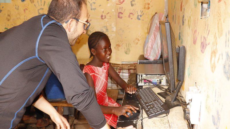 Viaje solidario en Kenia