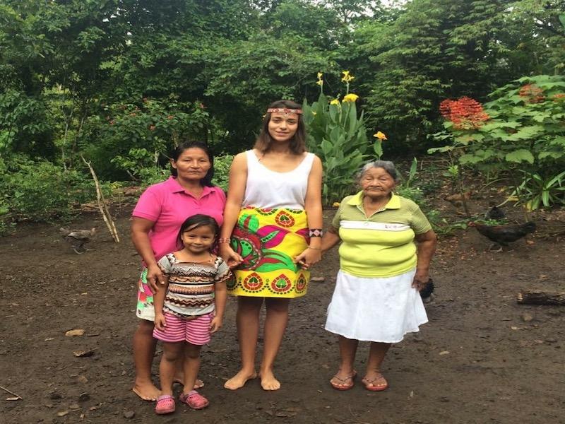 voluntariado en comunidades indígenas