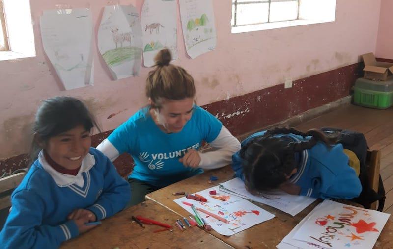 voluntariado mujeres perú