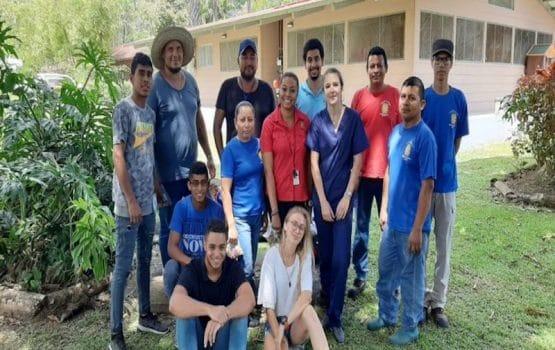 Voluntariado con animales en Panamá