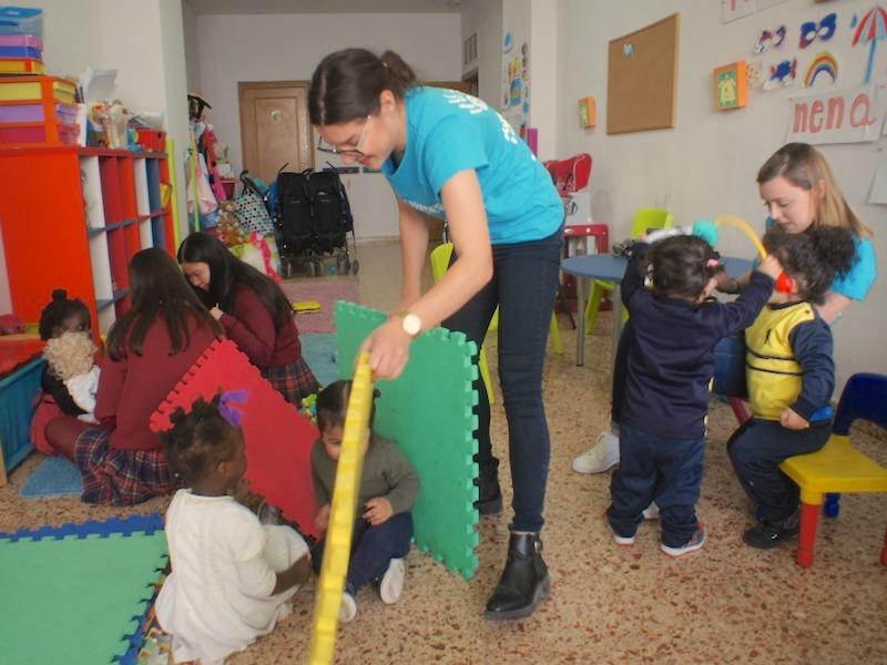 experiencia de voluntariado en Valencia