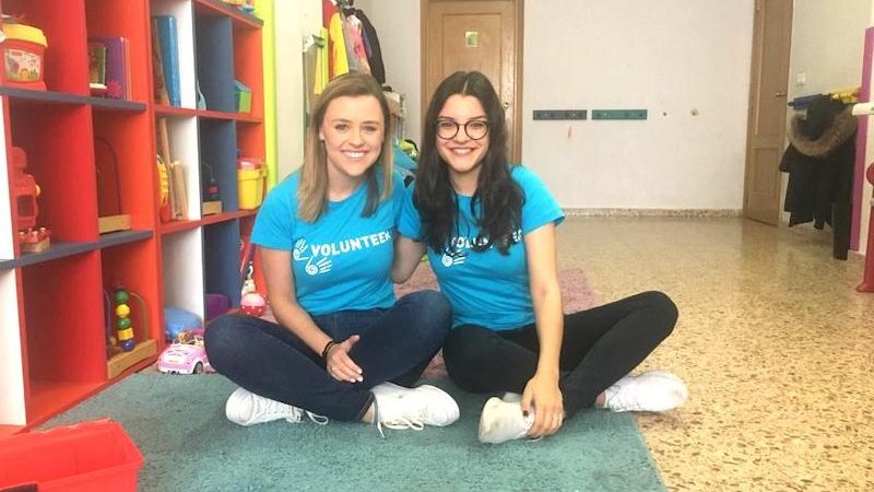 volunteer experience in Spain