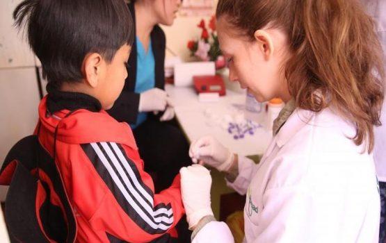 atención médica en Perú