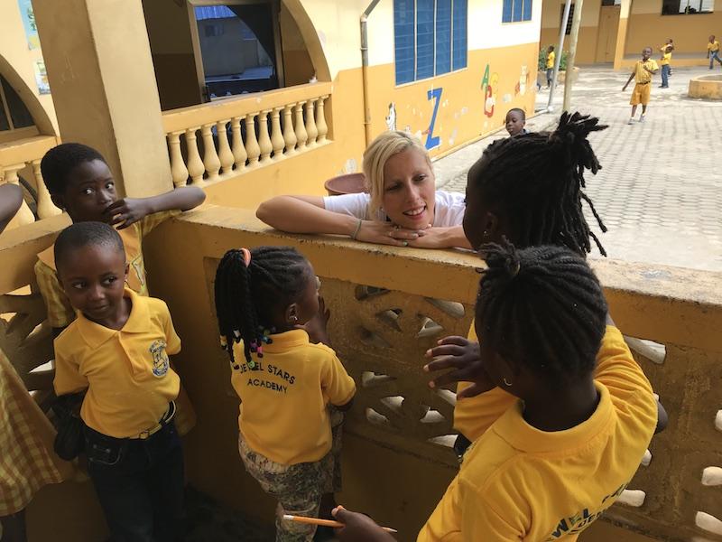 Voluntariado de enseñanza en Ghana