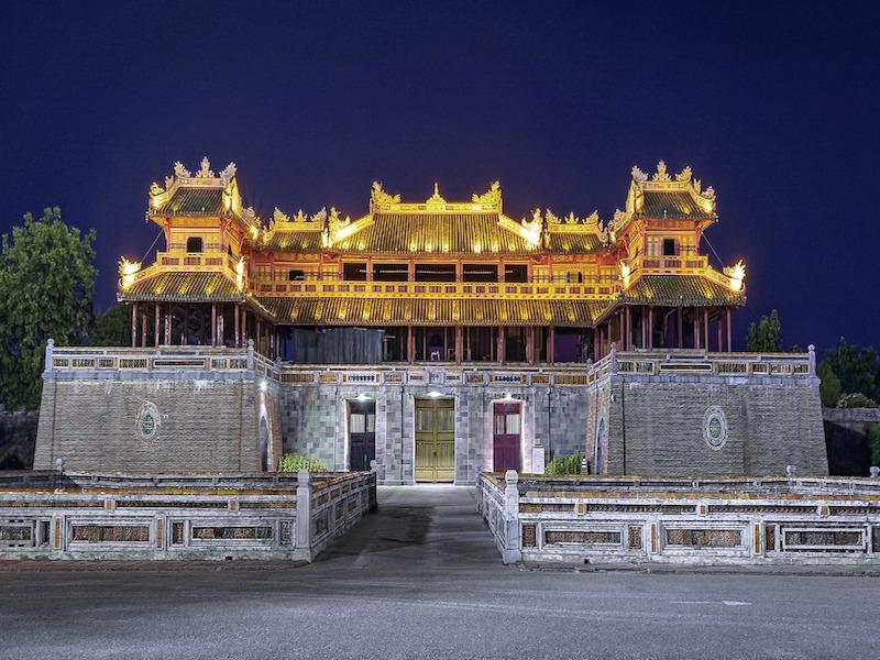 ciudad imperial de Hue vietnam