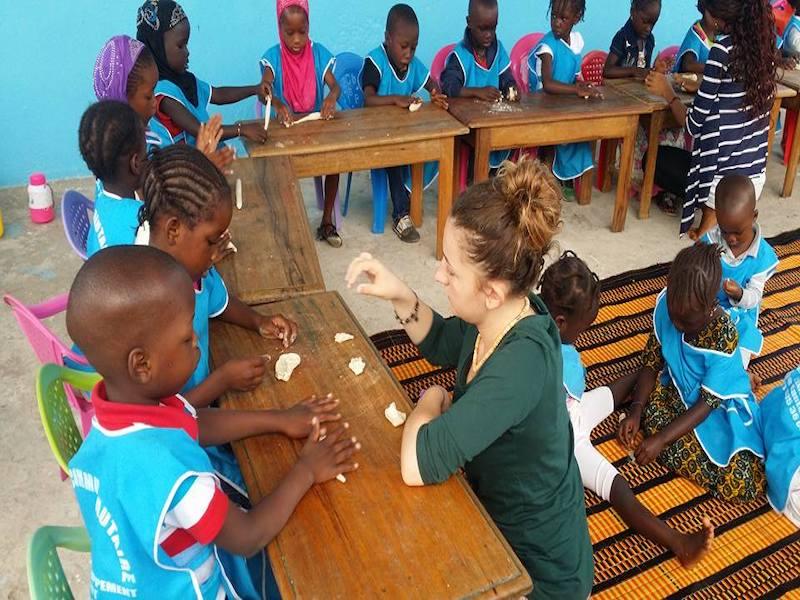 Adventure Volunteer Voluntariado en orfanatos sociales en Senegal