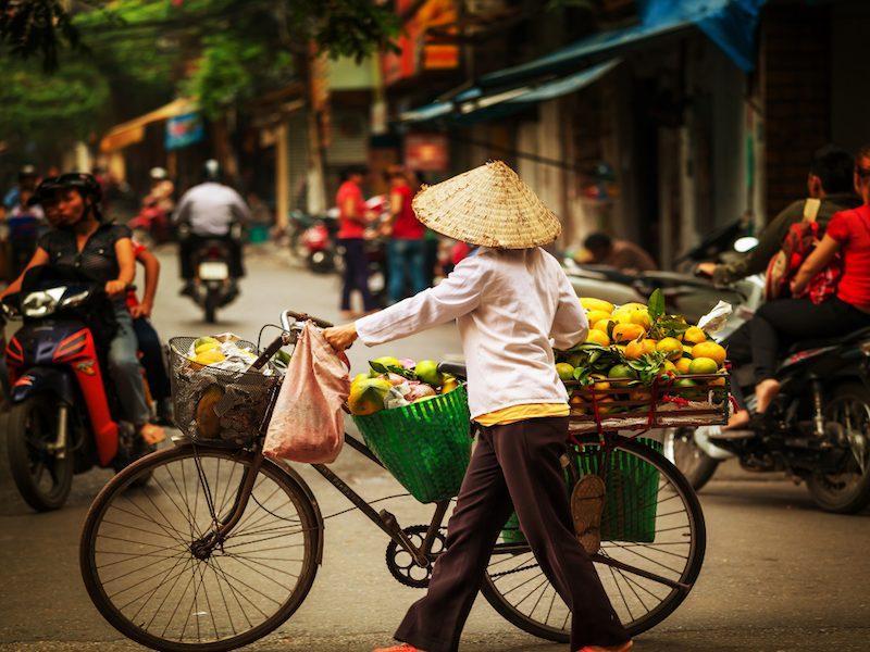 Dónde comer en Hanói Vietnam