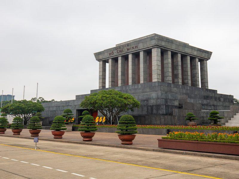 Monumentos Ho Chi Minh Vietnam