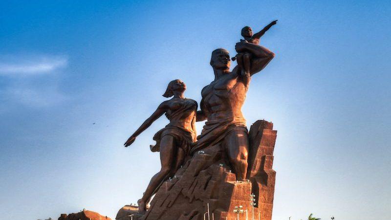 Senegal Monumento al Renacimiento Africano