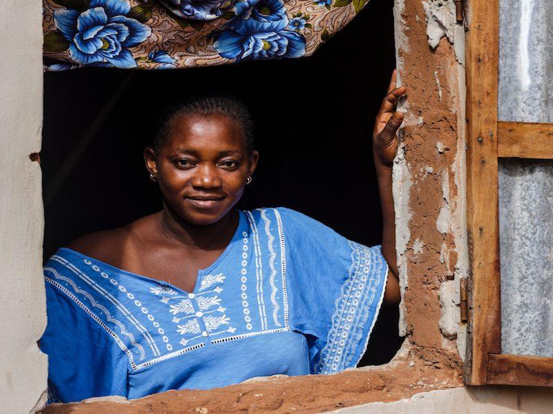 Voluntariado con muejeres en Senegal