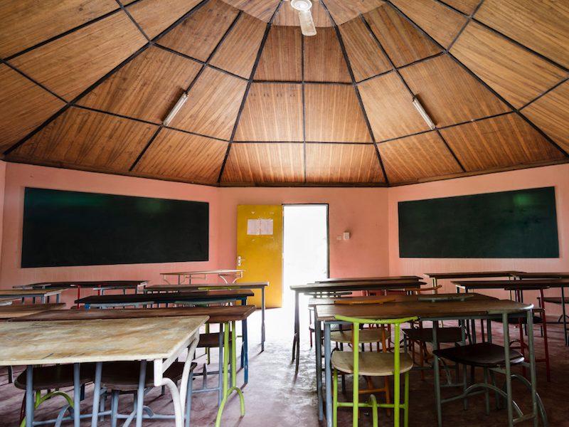 Voluntariado en Escuelas Senegal
