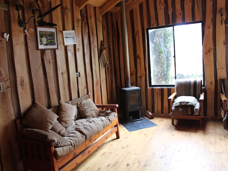accommodation for volunteers in Chile