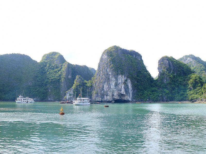 islas de Ha-Long Bay Vietnam