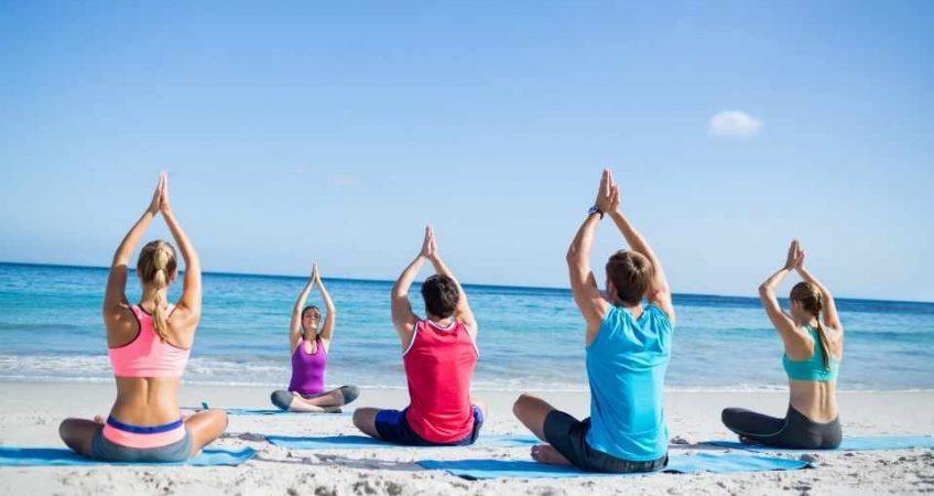 Viaje y yoga