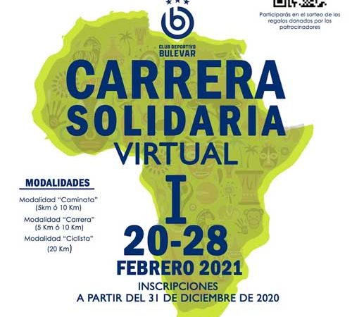 carrera virtual solidaria